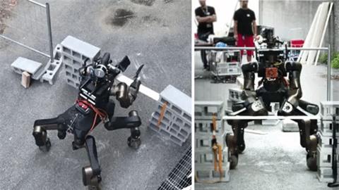 Nhiệm vụ cứu hộ có thể không còn do con người đảm nhiệm nữa mà là robot nhân mã biết karate này đây - Ảnh 1.