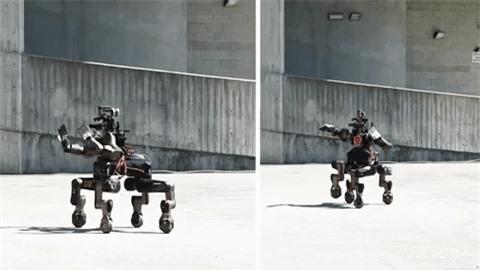 Nhiệm vụ cứu hộ có thể không còn do con người đảm nhiệm nữa mà là robot nhân mã biết karate này đây - Ảnh 3.