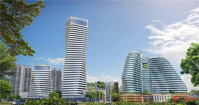 Hanel đầu tư xây dựng Khu Công viên CNTT tập trung Quảng Ninh / Khu Công viên CNTT tập trung Quảng Ninh được phê duyệt quy hoạch chi tiết 1/500