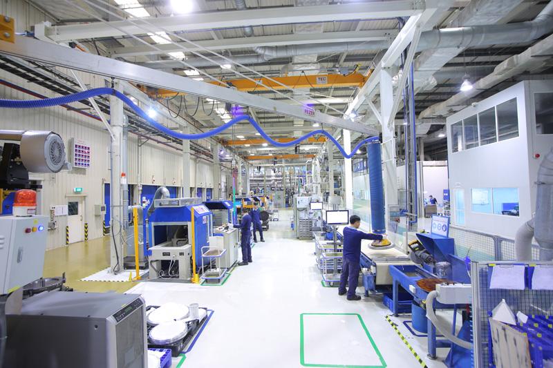 Nhà máy biến thế ABB (Bắc Ninh) sẽ trở thành nhà máy