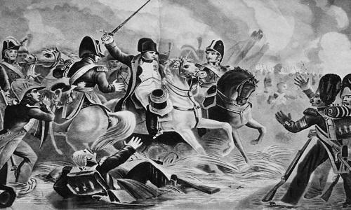 Waterloo là trận chiến cuối cùng của hoàng đế Pháp Napoleon. Ảnh: Hulton Archive.