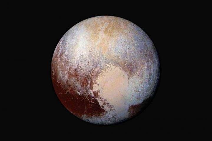 Diêm Vương tinh có phải là một hành tinh hay không? Ảnh: NASA.