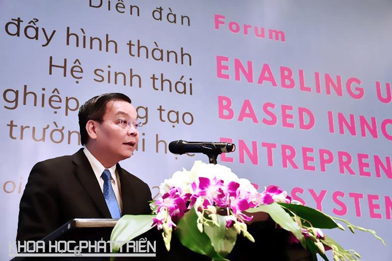 Bộ trưởng Chu Ngọc