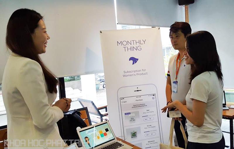 Startup Hàn - Việt trao đổi, tìm kiếm cơ hội hợp tác