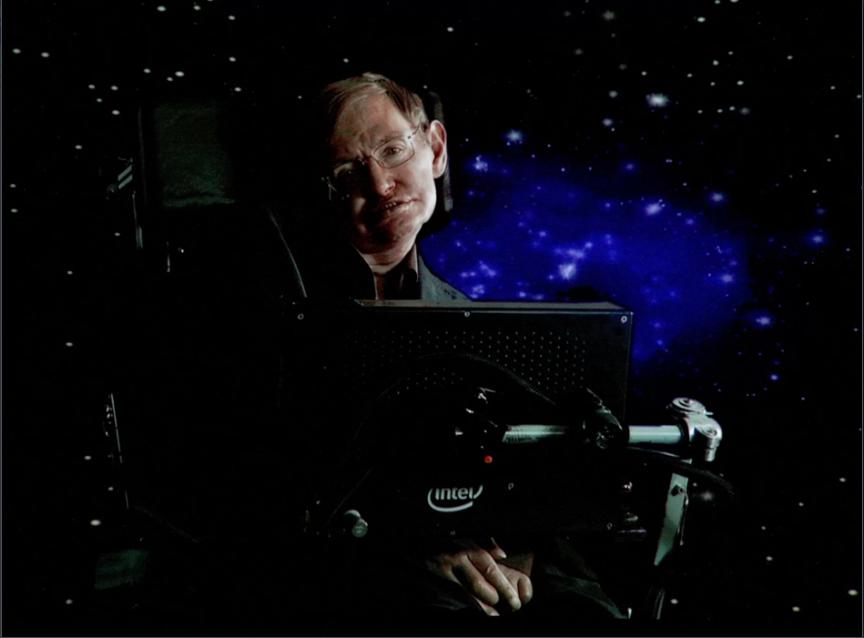 Bài báo cuối cùng của Stephen Hawking vừa được công bố. Ảnh: Frederick M. Brown/Getty Images.