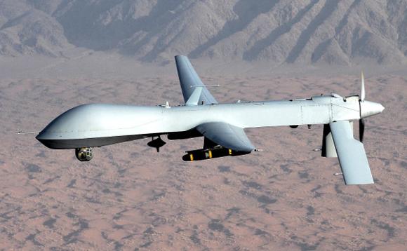 Nhân viên của Google từng phản đối vì dự án trí tuệ nhân tạo (AI) trang bị trên drone hợp tác với Bộ Quốc phòng. Ảnh: The INQUIRED.