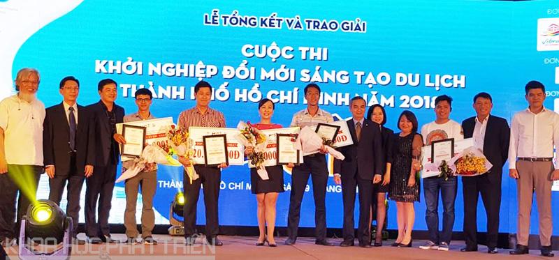 BTC trao giải