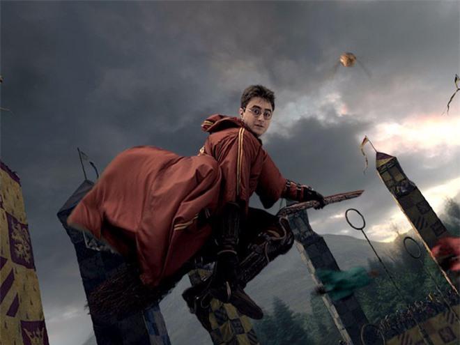 Thì ra đây là ý nghĩa sâu sắc của trò chơi Quidditch trong Harry Potter mà bấy lâu nay các Fan vẫn thường hâm mộ. - Ảnh 1.