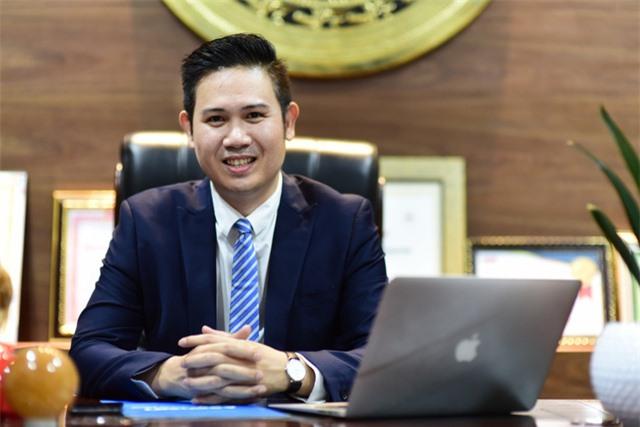 """Chủ tịch Asanzo: """"Chúng tôi muốn trở thành doanh nghiệp dẫn dắt nhà khởi nghiệp"""" - Ảnh 1."""