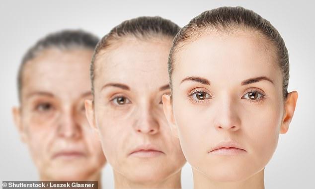 Mức độ biểu hiện nghiêm trọng của các quá trình lão hóa lại tùy thuộc vào lối sống - Ảnh : Shutterstock