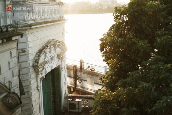 Ngôi trường lâu đời nhất Hà Nội - 110 năm qua vẫn vẹn nguyên vẻ đẹp yên bình, rêu phong và thách thức thời gian - Ảnh 15.