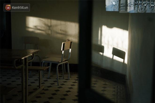 Ngôi trường lâu đời nhất Hà Nội - 110 năm qua vẫn vẹn nguyên vẻ đẹp yên bình, rêu phong và thách thức thời gian - Ảnh 16.