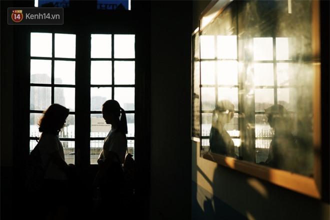Ngôi trường lâu đời nhất Hà Nội - 110 năm qua vẫn vẹn nguyên vẻ đẹp yên bình, rêu phong và thách thức thời gian - Ảnh 24.