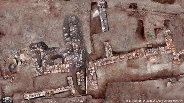 Các nhà khảo cổ học vừa phát hiện ra những dấu tích của thành phố cổ Tenea bí ẩn.
