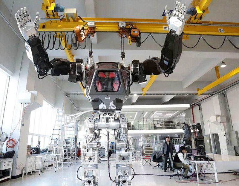 Cách đây vài tháng, cộng đồng khoa học quốc tế cũng tẩy chay Viện Công nghệ KAIST của Hàn Quốc vì phát triển robot sát thủ để bán cho các khách hàng Trung Đông. Ảnh: Live Science.