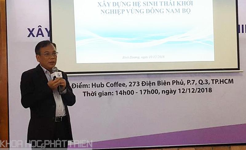 Ông Nguyễn Quốc Cường - Giám đốc Sở KH&CN Bình Dương
