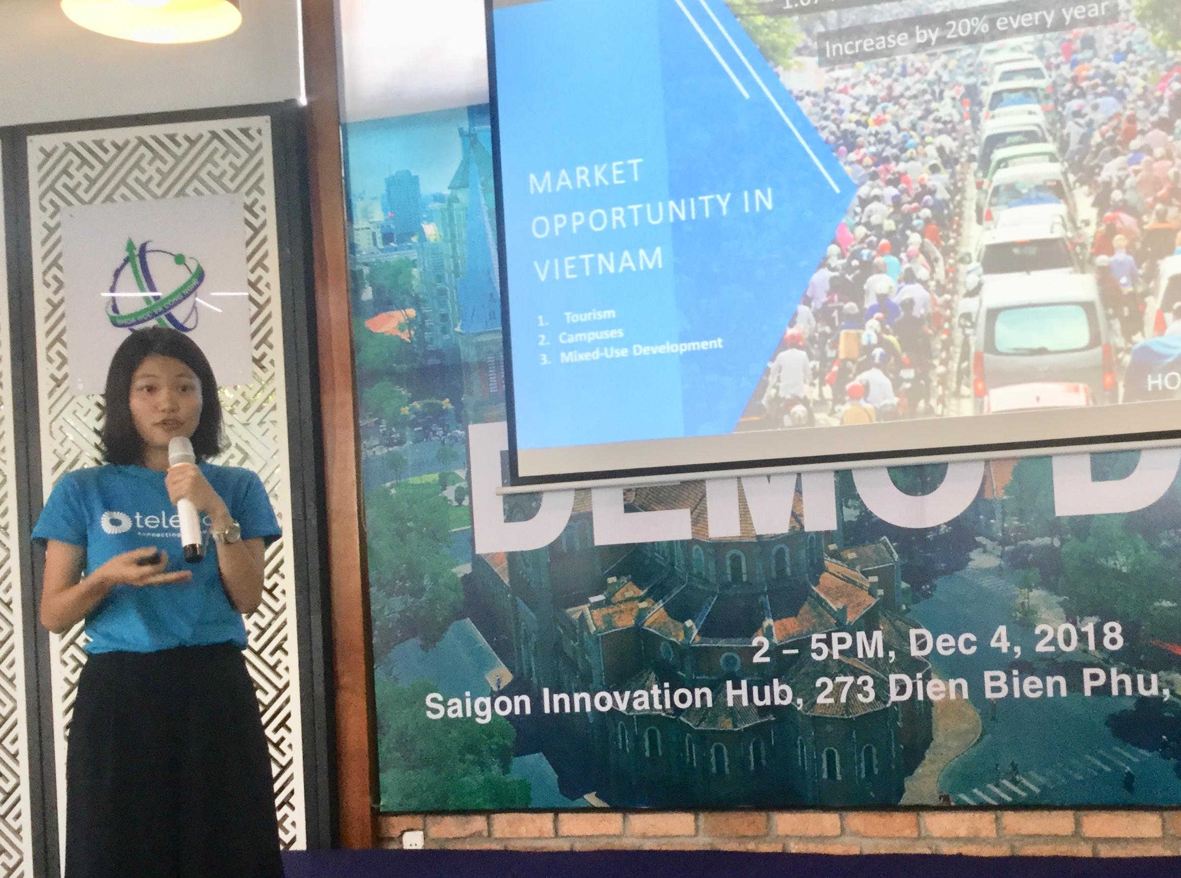 Sự kiện Saigon Innovation Hub (SIHUB)