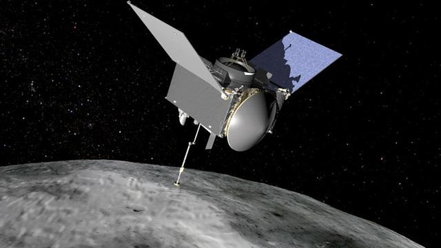 Những dấu hiệu cho thấy sự tồn tại của nước trên tiểu hành tinh Bennu đã được phát hiện.