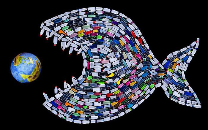 [Video] Hành trình của rác thải nhựa