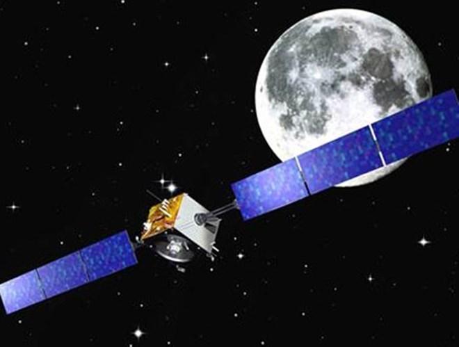 Sứ mệnh Mặt Trăng 2 (Chandrayaan-2) nhằm đáp thiết bị hạ cánh và tàu tự hành xuống hành tinh này. (Nguồn: India TV)