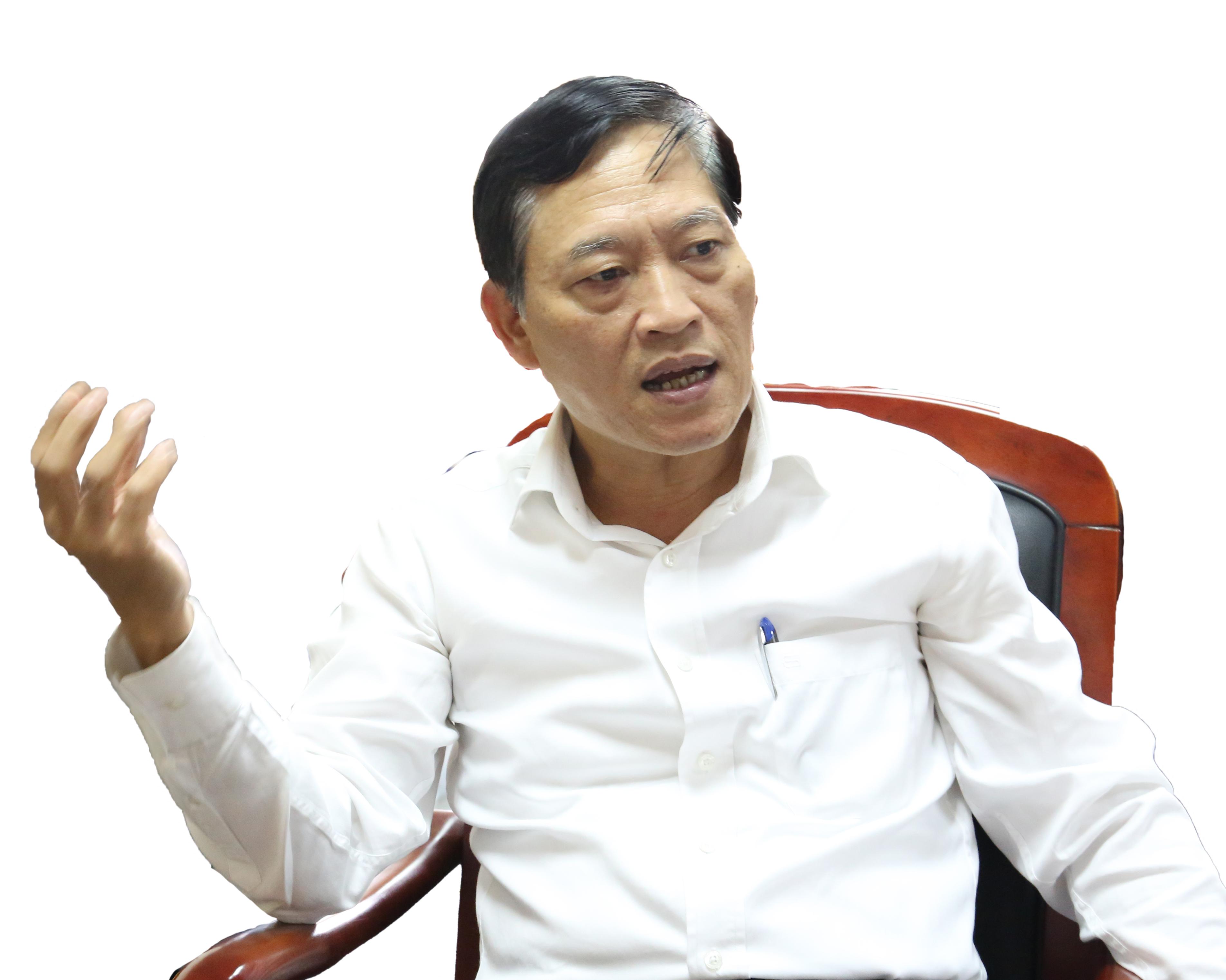 Thứ trưởng Bộ KH&CN Trần Văn Tùng. Ảnh: Hảo Linh