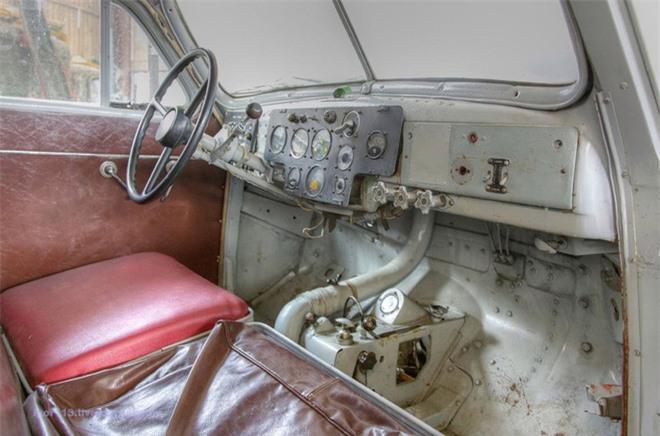 Xe ô tô trượt địa hình bằng động cơ máy bay của Liên Xô – như viễn tưởng mà hóa ra là có thật - Ảnh 6.