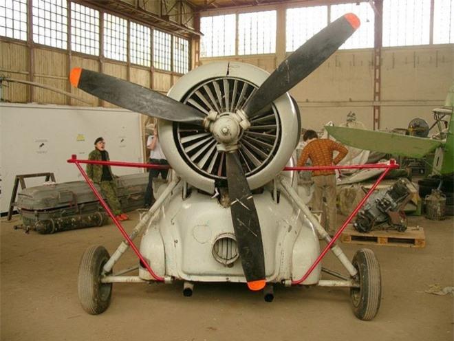 Xe ô tô trượt địa hình bằng động cơ máy bay của Liên Xô – như viễn tưởng mà hóa ra là có thật - Ảnh 8.