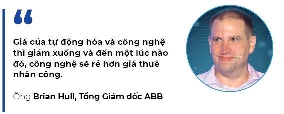 Nhận định của ABB về tự động hóa và công nghệ