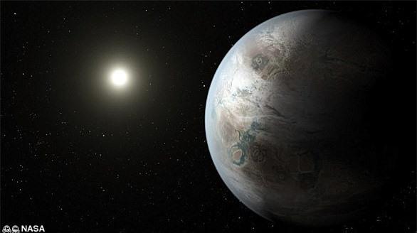 Thực tập sinh NASA tìm ra một siêu Trái Đất cách chúng ta 226 năm ánh sáng - Ảnh 1.