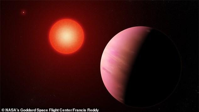 Thực tập sinh NASA tìm ra một siêu Trái Đất cách chúng ta 226 năm ánh sáng - Ảnh 3.