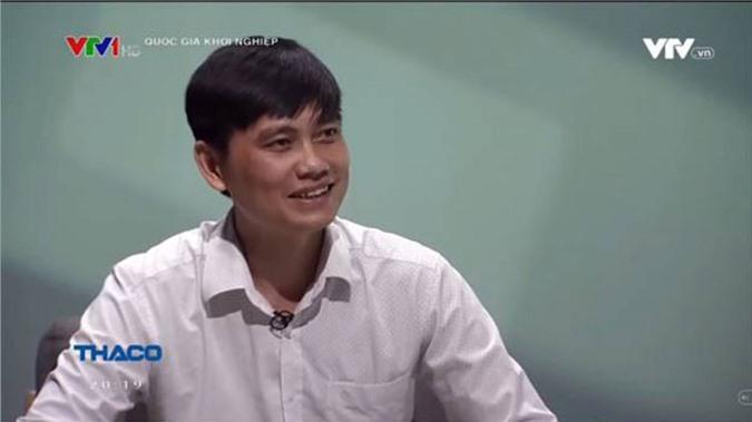 Ông Nguyễn Khắc Nhật, đồng sáng lập viên của CodeGym Việt Nam