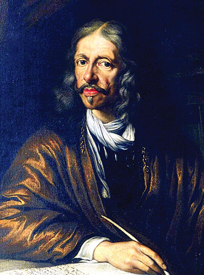 Johannes Hevelius. Ảnh: Wikimedia