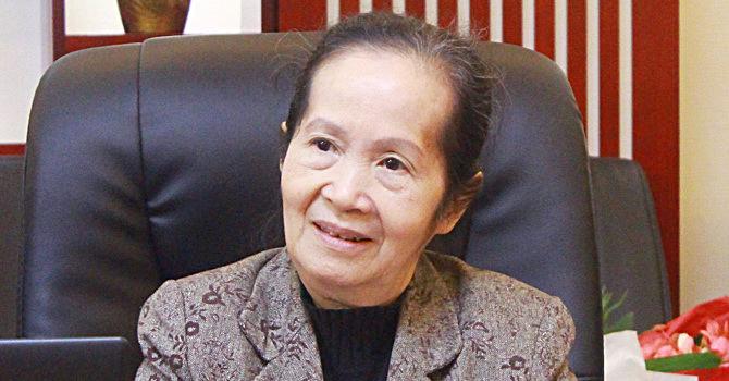 Chuyên gia kinh tế Phạm Chi Lan. Ảnh: Bizlive.vn