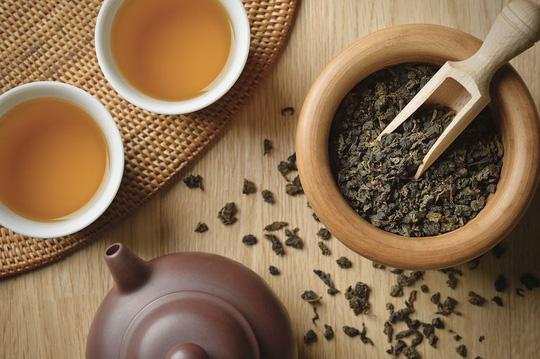 Trà ô long - một loại trà rất phổ biến tại các nước châu Á - có thể đẩy lùi ung thư vú - ảnh minh họa từ internet