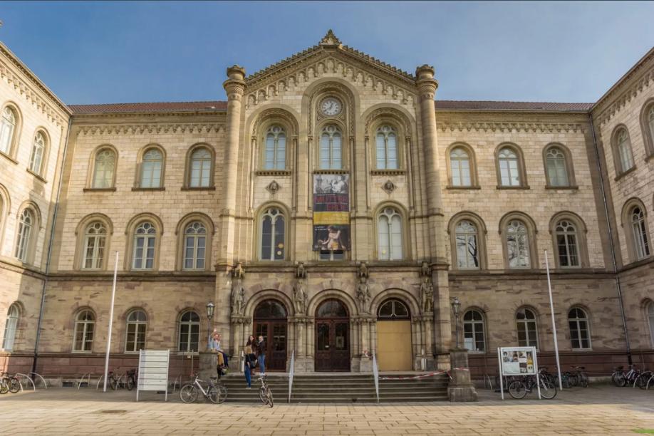 Bảo tàng truyền thống ĐH Göttingen. Ảnh: Marc Venema/Shutterstock.