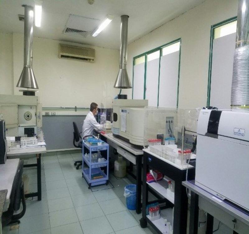 Thiết bị phân tích chỉ tiêu vô cơ (ICP/OES, ICP MS, HG-AAS).