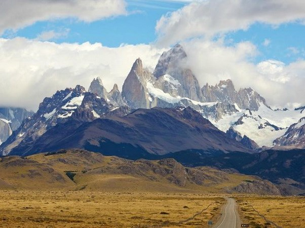 Núi Andes. (Nguồn: Reference)