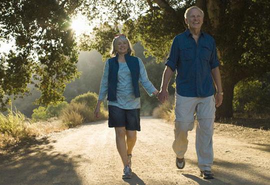 30 phút đi bộ rất tốt cho người bệnh cao huyết áp - ảnh minh hoạt từ internet