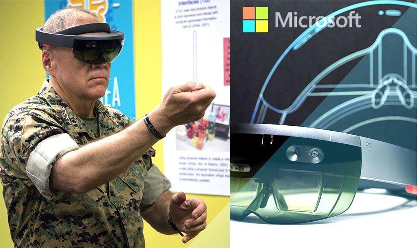 Nhân viên của Microsoft phản đối dự án cung cấp thiết bị HoloLens cho quân đội. Ảnh: Technology News World.