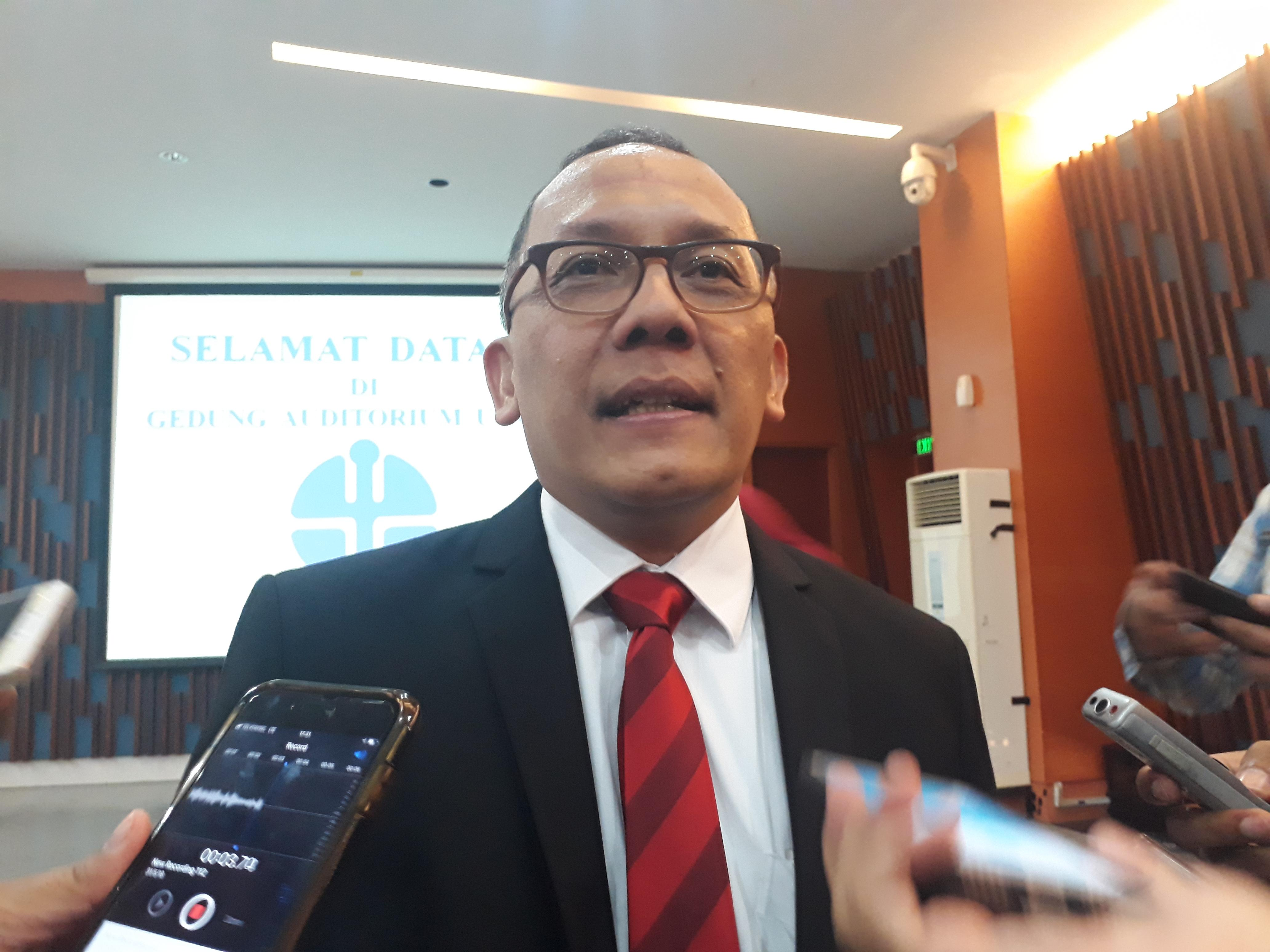 Viện trưởng Tri Handoko là trung tâm của các bất ổn nội bộ xoay quanh chính sách cải tổ Viện Khoa học Indonesia ông đề ra đầu năm nay. Nguồn: LIPI.