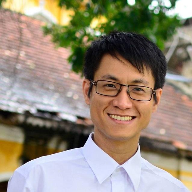 Anh Huỳnh Hạnh Phúc | Ảnh: Green Edu
