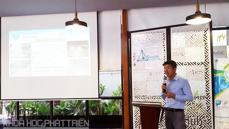 Trình bày giải pháp ứng dụng GIS tại vòng thuyết trình