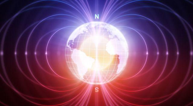 Con người được cho có thể cảm nhận được từ trường của Trái Đất.