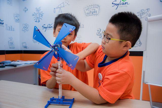 STEM được coi là một phương pháp kích thích sự hứng thú học của trẻ