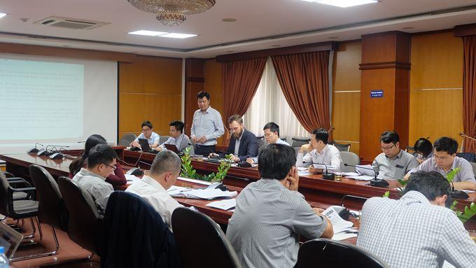 Cuộc họp thường niên Ban chỉ đạo phát triển Lưới điện Thông minh Việt Nam. Ảnh: Minh Nhật