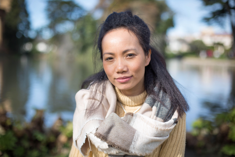 Selena Le (Lê Thị Bích Hoàn). Ảnh: KH&PT