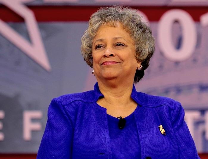 Bà Kay Coles James, người gây ra nhiều tranh cãi trong hội đồng cố vấn đạo đức của Google | Ảnh: Heritage Foundation