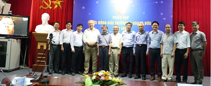 Lễ trao giải thưởng Tạ Quang Bửu 2019 sẽ được tổ chức nhân dịp kỷ niệm 60 năm ngày KH&CN Việt Nam. Ảnh: Thanh Nhàn