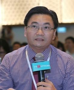 PGS. TS. BS Phạm Xuân Đà, Cục trưởng Cục Công tác phía Nam - Bộ KH&CN. Ảnh: KH&PT