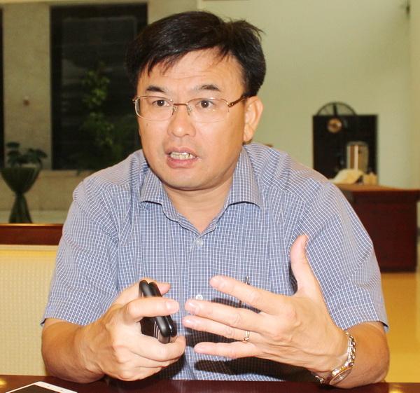 TS Nguyễn Hải An – Giám đốc trung tâm Ươm tạo Doanh nghiệp Nông nghiệp Công nghệ cao.